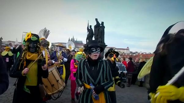 Τσεχία: Εκδηλώσεις για τα 30 χρόνια της Βελούδινης Επανάστασης