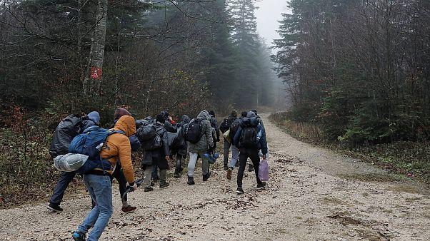 Croazia: la polizia di frontiera spara sui migranti