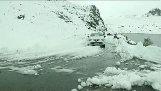 Tras el frío polar, España se prepara para soportar intensas lluvias