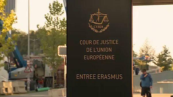 Европейский суд против польского