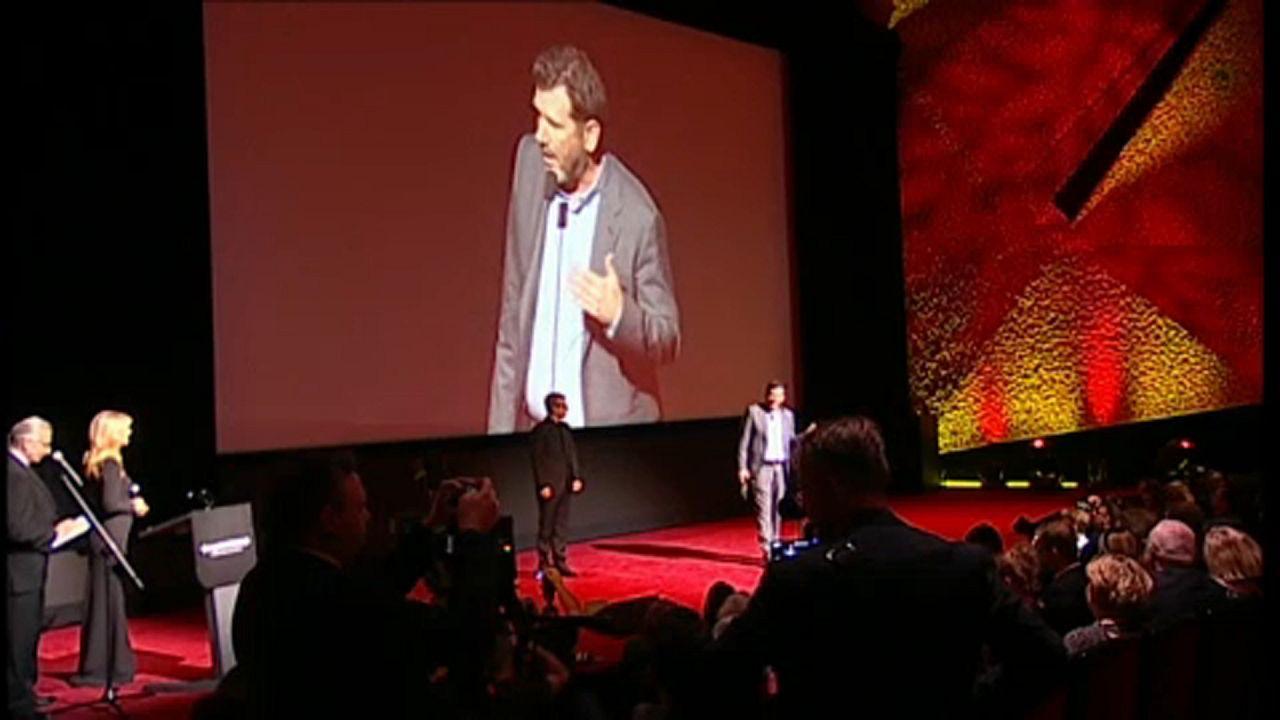 Lawrence Sher, director de fotografía de 'Joker', primer premio de Camerimage