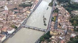 Chuva dá tréguas em várias regiões italianas