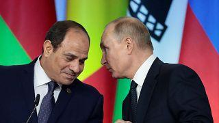 ABD: Mısır Rus savaş uçağı alırsa yaptırımlarla karşılaşır