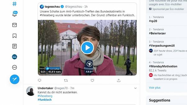 Twitter lacht: ARD fällt in Funkloch bei Beitrag zum Funkloch