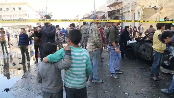 IS oder YPG für Bombenanschlag in Al-Bab mit 19 Toten verantwortlich?