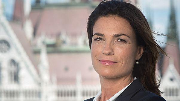 Varga Judit magyar igazságügyminiszter