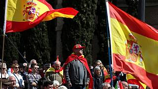 In full swing: Meet the communist town in Spain that switched to the far-right
