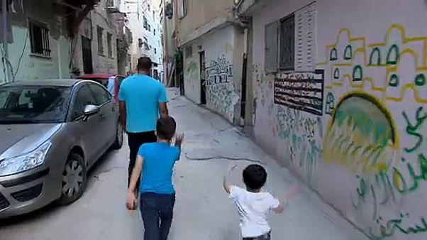Помощь ЕC палестинцам. Репортаж с Западного берега