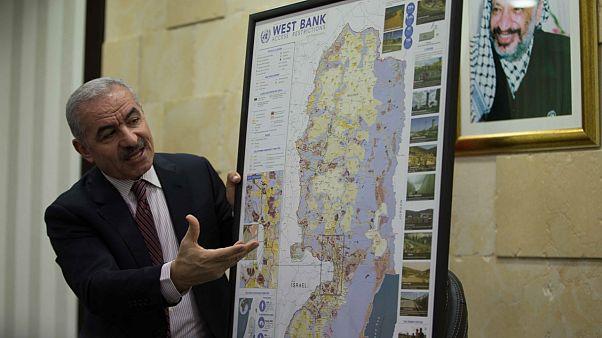 Autoridade Palestiniana pede intervenção diplomática da UE