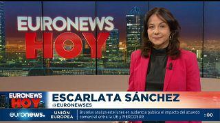 Euronews Hoy | Las noticias del lunes 18 de noviembre de 2019