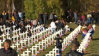 Vukovár 28 évvel ezelőtti elestére emlékeztek