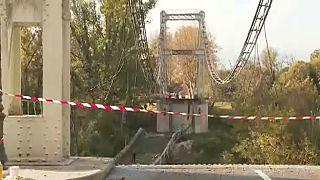 Τουλούζη: Φονική κατάρρευση γέφυρας
