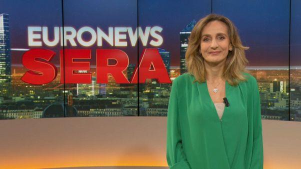 Euronews Sera | TG europeo, edizione di lunedì 18 novembre 2019