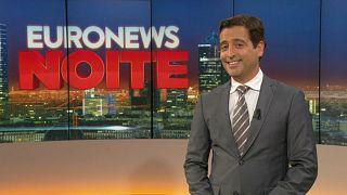 Euronews Noite | As notícias do Mundo de 18 de novembro de 2019