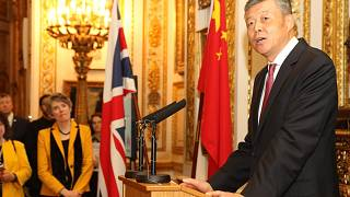 Çin Londra Büyükelçisi: Batılı medyada çıkan Uygur haberleri 'düpedüz' yalan
