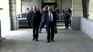 Condenados dos expresidentes socialistas de la región española de Andalucía por corrupción