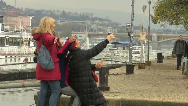 Sur le Danube, les minis bateaux de croisière polluent l'atmosphère