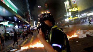 الصين تقول إنها وحدها من يملك السلطة للبت في القضايا الدستورية في هونغ كونغ