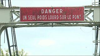 France : le poids du camion en cause dans l'effondrement meurtrier du pont à Mirepoix-sur-Tarn