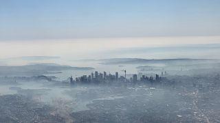 Sydney : brouillard toxique sur la ville australienne