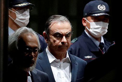 Карлос Гон: год под арестом