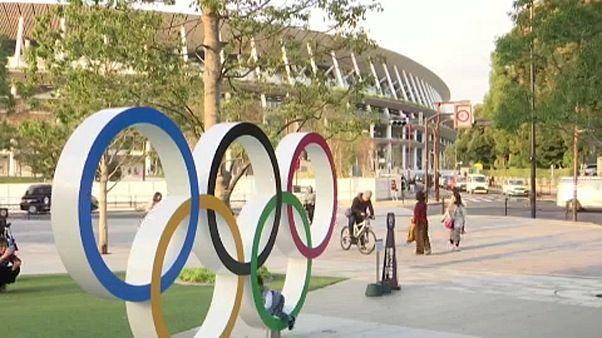 Tokió: Kész az olimpiai stadion