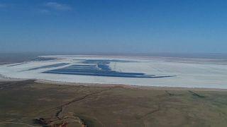 Озеро Баскунчак — соляной резерв России