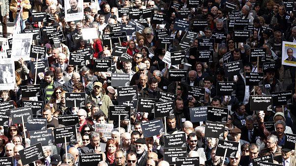 Uluslararası gazeteci derneklerinden Türkiye'ye çağrı: Terörle mücadele kanunları gözden geçirilsin