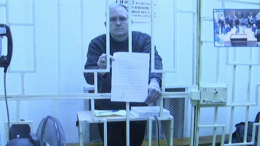 Russland: Keine Hafterleichterung für angeblichen US-Spion Paul Whelan