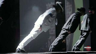 Michael Jackson revient en France