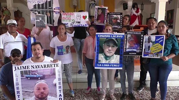 Huelga de hambre, cerco y tensión en la catedral de Managua