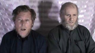 طالبان تطلق سراح أمريكي وأسترالي كانا محتجزين في أفغانستان