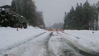 Katasztrófahelyzet Ausztriában
