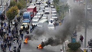 منظمة العفو الدولية: مقتل ما لا يقل عن 106 متظاهراً في احتجاجات إيران