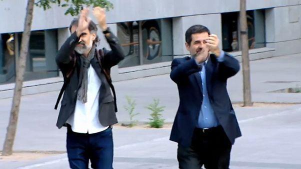 Amnistía Internacional pide la libertad de los 'Jordis'