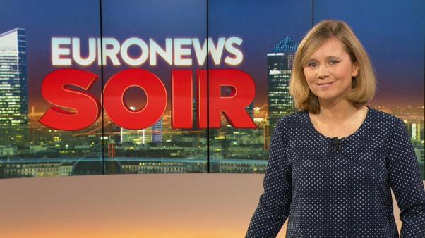Euronews Soir : l'actualité du mardi 19 novembre 2019