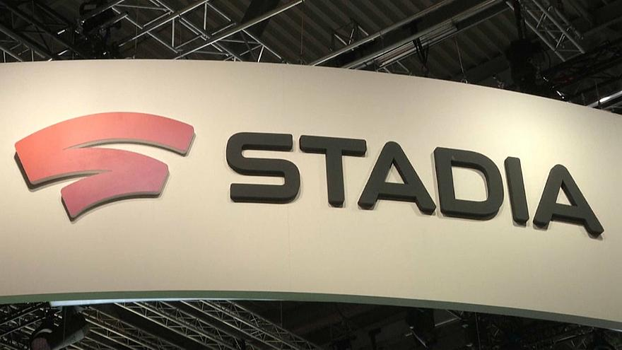 Google's Stadia streamed gaming platform launched on Tuesday