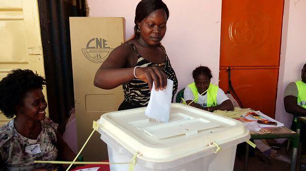 Guiné-Bissau mobiliza-se para eleições presidenciais
