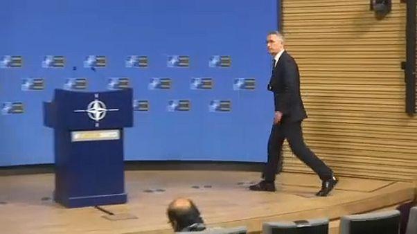 Die NATO im Kampf mit sich selbst