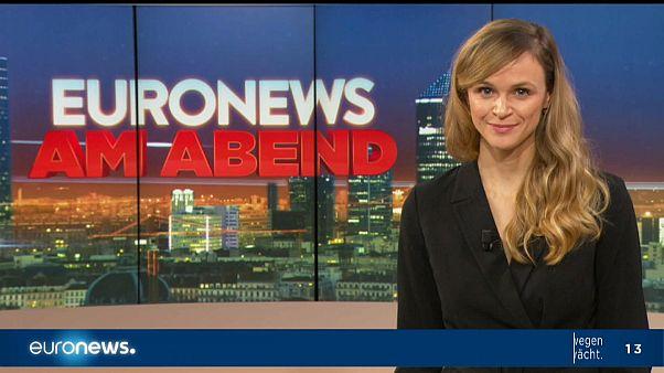 Euronews am Abend | Die Nachrichten vom 19.11.2019