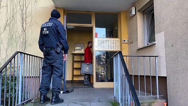 ألمانيا: اعتقال سوري بسبب الاشتباه بتخطيطه لعملية تفجيرية