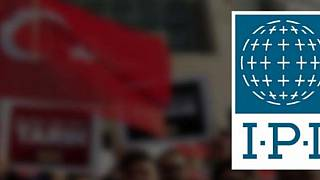 Uluslararası Basın Enstitüsü: Türkiye'de reform olduğu iddia edilen adımları yutmuyoruz