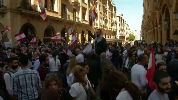 """Ливан: """"арабская весна"""" осенью?"""