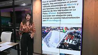 #TheCube: ¿Está relacionada la salida de Evo Morales con las reservas de litio de Bolivia?