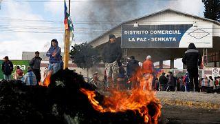 Bolivya'da bu kez Morales yanlıları protesto gösterisi düzenledi: Ölü sayısı 25'e yükseldi