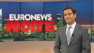Euronews Noite | As notícias do Mundo de 19 de novembro de 2019