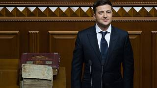 Zelensky vuole un cronoprogramma per la restituzione del Donbass
