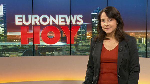 Euronews Hoy | Las noticias del martes 19 de noviembre de 2019