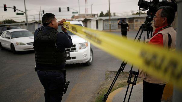 Meksika'da bir çiftlikte çantalara konulan 25 ceset bulundu