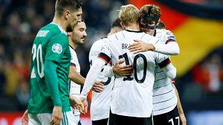 6:1 über Nordirland beschert Löw-Elf drei Heimspiele in München